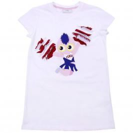 T-shirt Kinder Fendi