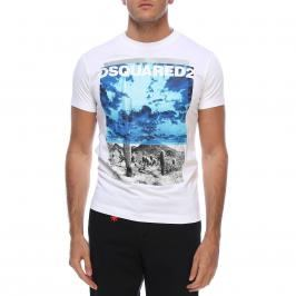 T-shirt Herren Dsquared2 T-Shirt