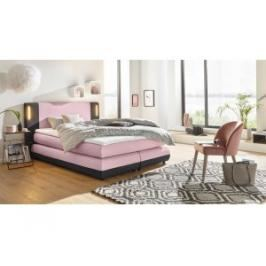 Collection AB Boxspringbett »Abano«, inkl. LED-Beleuchtung und Topper